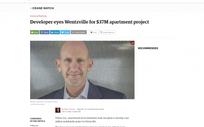 Developer eyes Wentzville for $37M apartment project